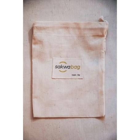 Medvilninis maišelis biriems produktams