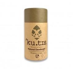 Natūralus dezodorantas su bergamotėmis ir šalavijais (vegan)