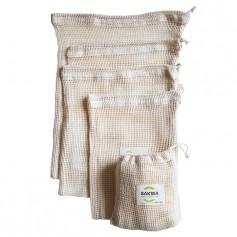 Tinklinių maišelių rinkinys (5 vnt)