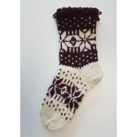 Vilnonės kojinės (VK-13)