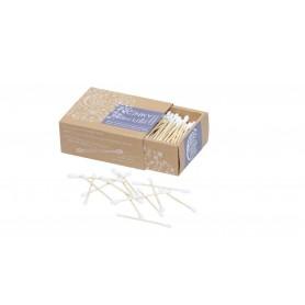 Bambukiniai ausų krapštukai, 200 vnt.