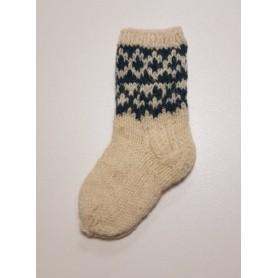 Vaikiškos vilnonės kojinės (VVK-6)